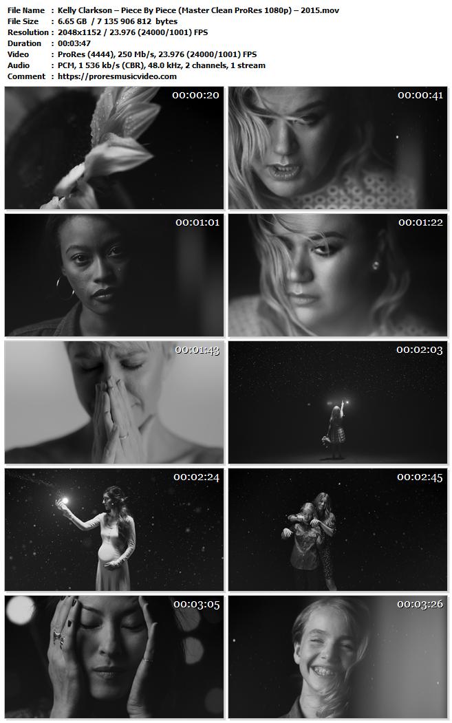 Kelly Clarkson – Piece By Piece