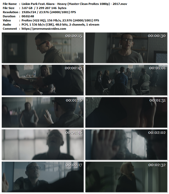Linkin Park Feat. Kiiara – Heavy (VIP)