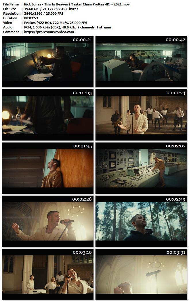 Nick Jonas – This Is Heaven (Exclusive)