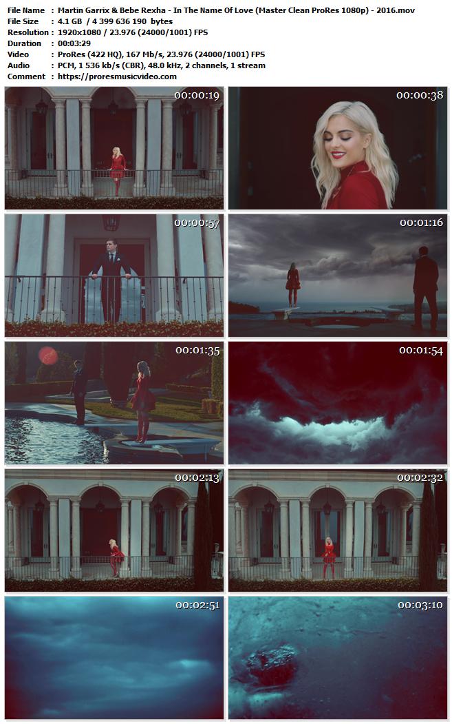 Martin Garrix & Bebe Rexha – In The Name Of Love