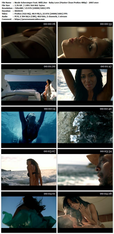 Nicole Scherzinger Feat. Will.I.Am – Baby Love (VIP)