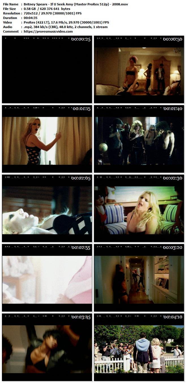 Britney Spears – If U Seek Amy