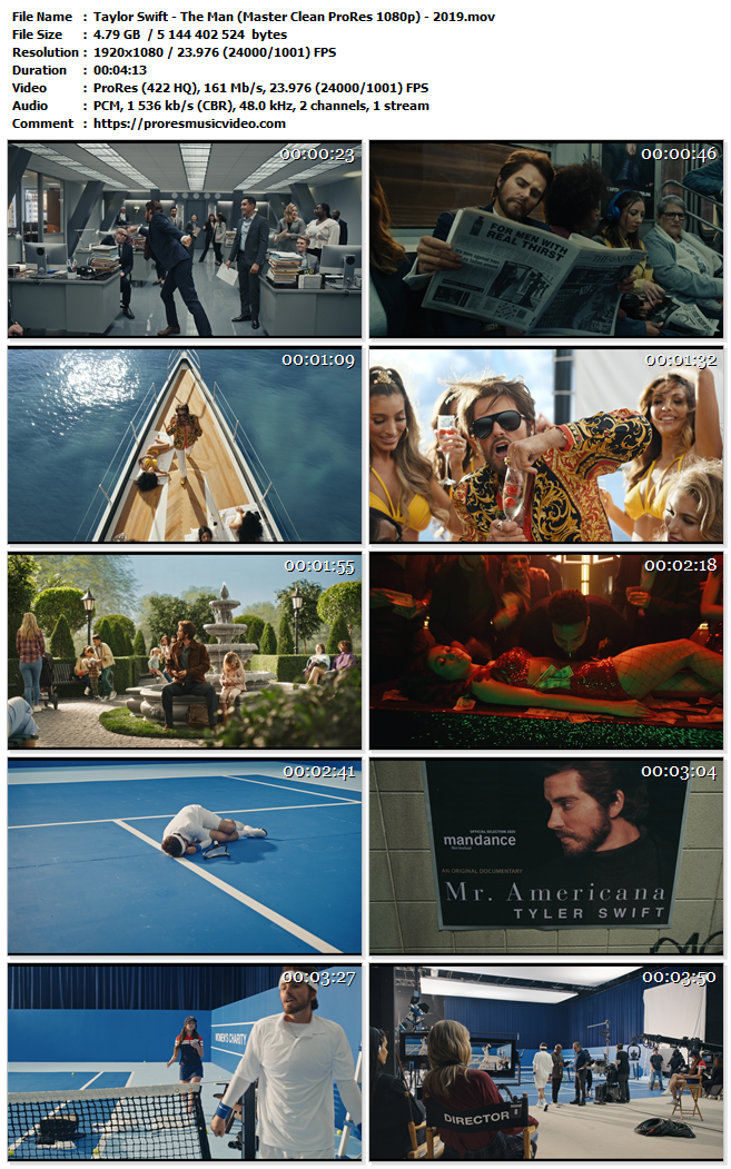 Taylor Swift – The Man