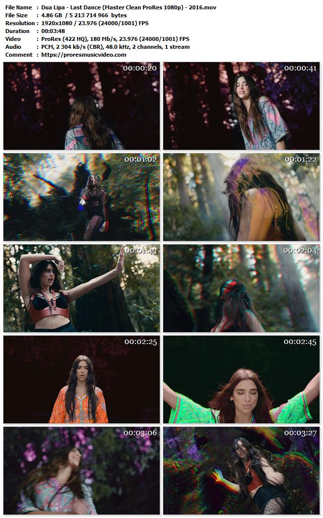 Dua Lipa – Last Dance (VIP)