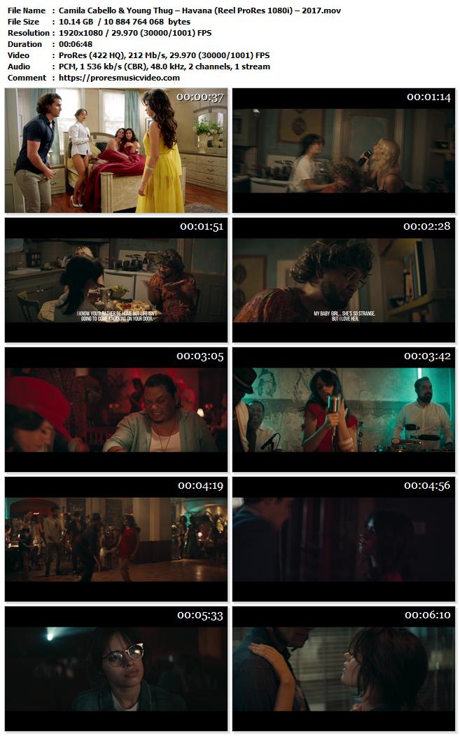 Camila Cabello & Young Thug – Havana